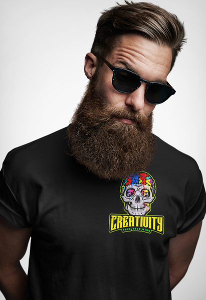 CREATIVITY - FREE YOUR MIND T-SHIRT