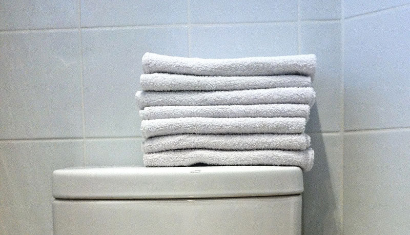 one time towels