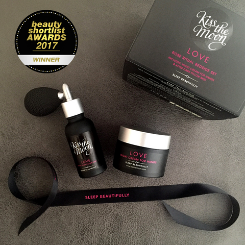 TWO WINS: THE BEAUTY SHORTLIST AWARDS 2017