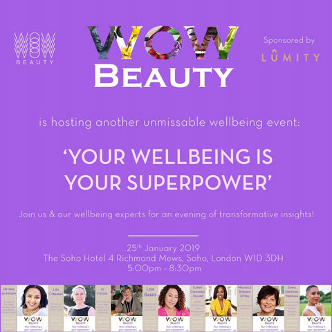 LIVE EVENT WITH WOW BEAUTY