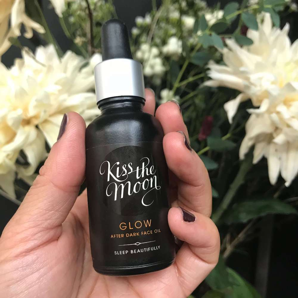 RED'S GLOW AFTER DARK FACE OIL REVIEW - 17 JAN 2019