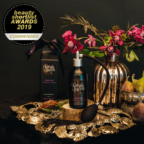 dream after dark pillow mist - commended beauty shortlist awards 2019