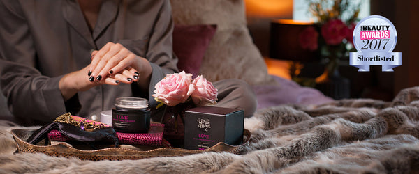 LOVE Night Cream for Hands by Kiss the Moon