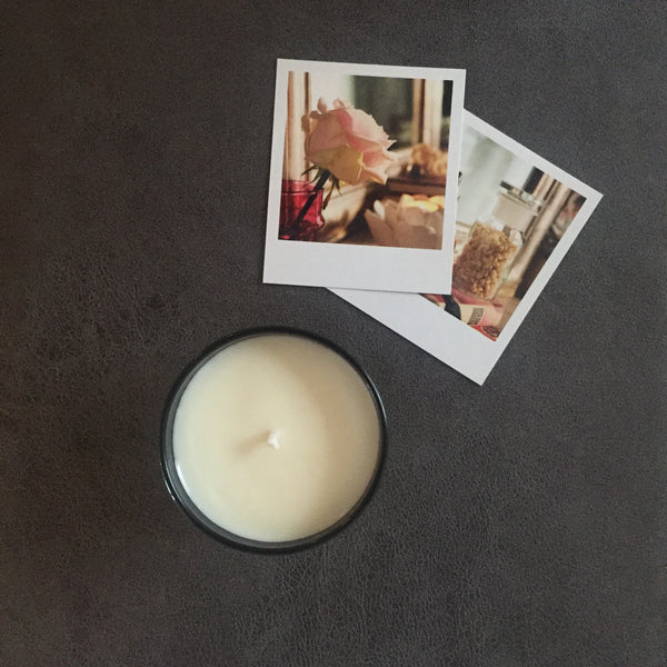 LOVE Soy Aromatherapy Candle by Kiss the Moon