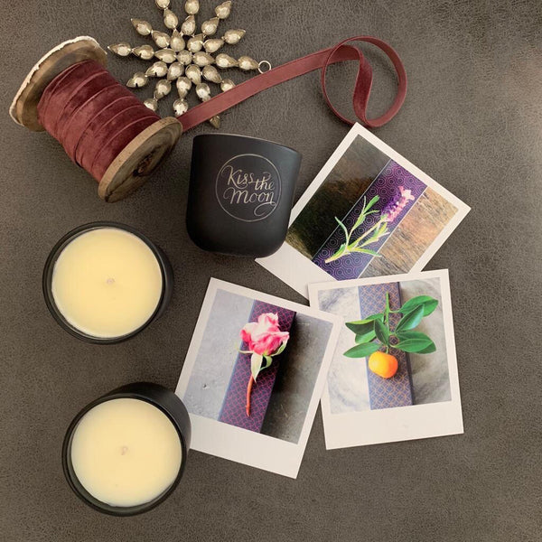 FREE MINI CANDLE WITH ORDERS OVER £40