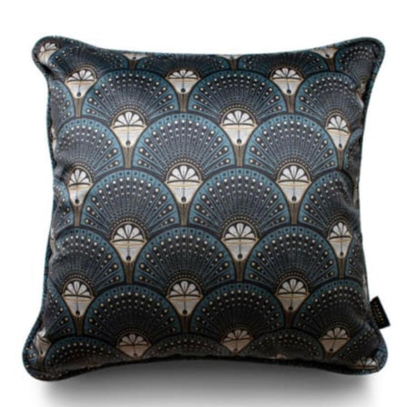 Deco Martini Velvet Cushion