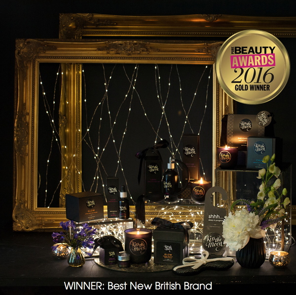 Pure Beauty Awards 2016 Best New British Brand