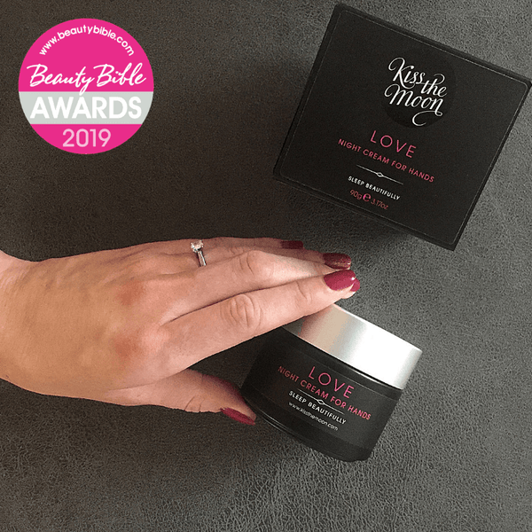 hand cream award winner
