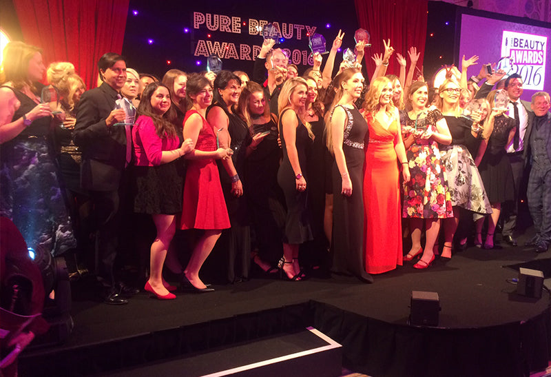 Pure Beauty Awards 201