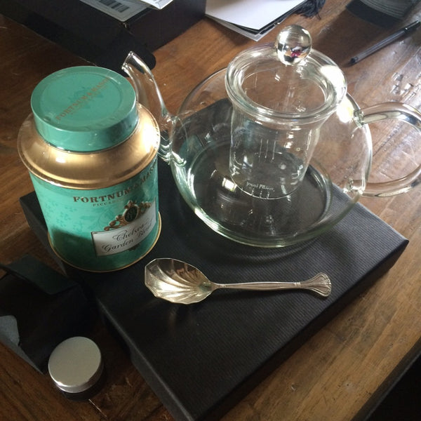 fortnum & mason flower tea