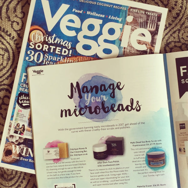 Ethical Beauty by Veggie Mag featuring Kiss the Moon
