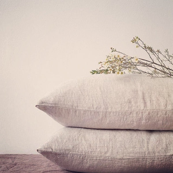 Pillow Perfection - tips from Kiss the Moon