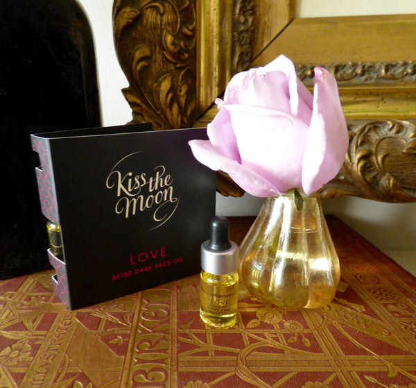 LOVE Face Oil 3ml square