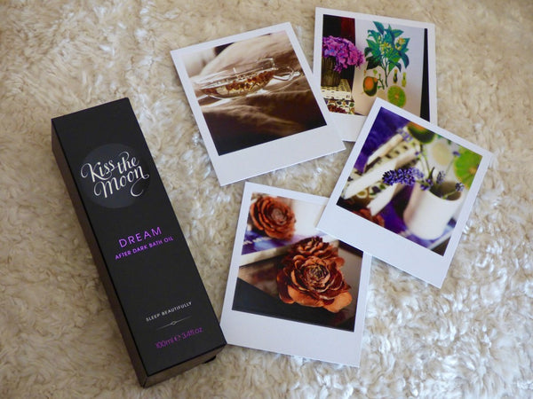 DREAM After Dark Bath Oil by Kiss the Moon