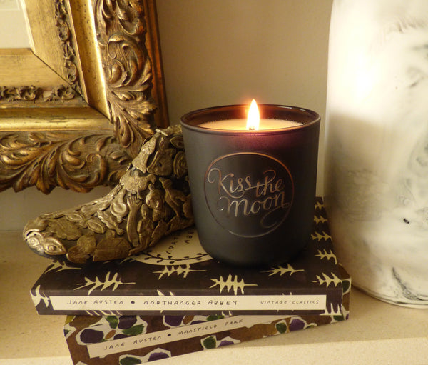 DREAM Aromatherapy Soy Candle by Kiss the Moon