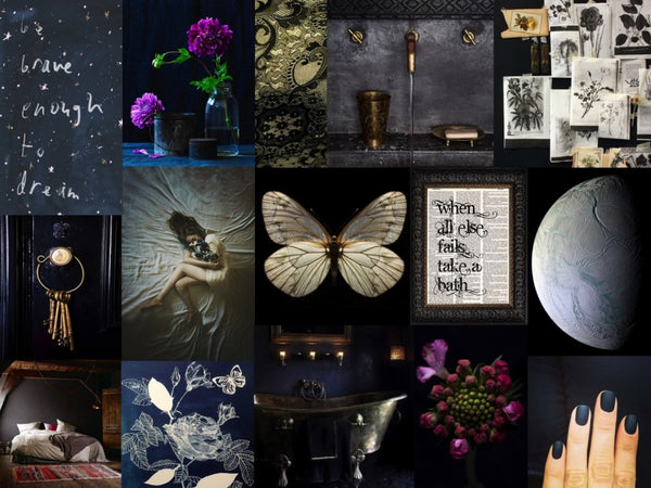 October2015 Inspiration Board by Kiss the Moon