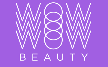 wow beauty logo
