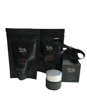 <strong>ALL BLENDS</strong><br/> CHRISTMAS SURVIVAL KIT <br/> Calm Sleep Balm & Bath Salts