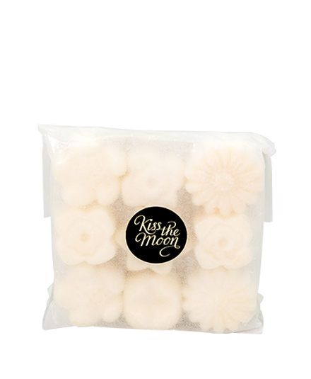 <strong>GLOW</strong> <br/> AROMATHERAPY WAX MELTS GIFT SET<br/> Orange & Geranium