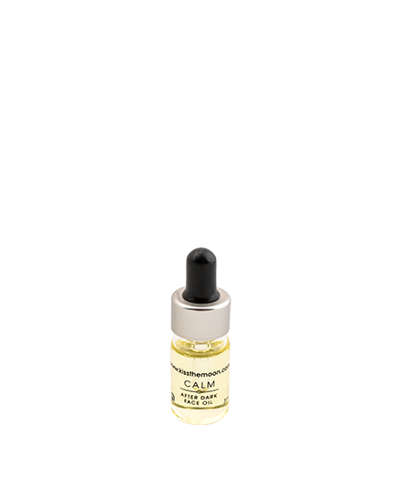 <strong>CALM</strong> <br/> AFTER DARK FACE OIL SAMPLE <br/> Rebalance stressed-out skin