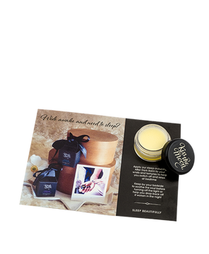 <strong>DREAM</strong> <br/> AFTER DARK SLEEP BALM SAMPLE<br/> Soothe away tensions