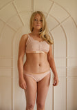 Sample Sale - Aurora Thong Blush -Medium