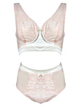 Limited Edition - High Waisted Katie Knicker - Blush