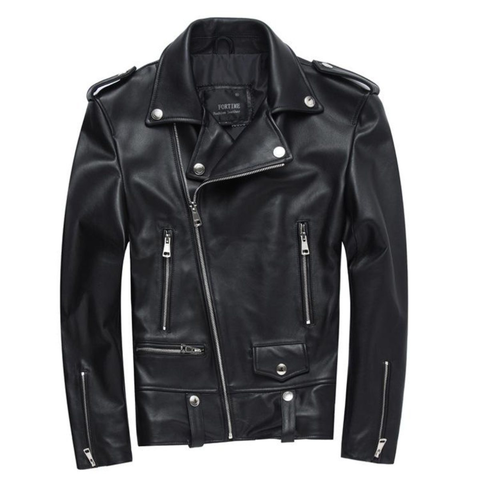 American Legend Rider premium biker leather jacket