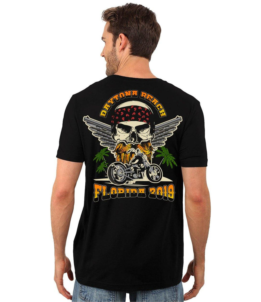 Daytona Beach T-Shirt - American Legend Rider
