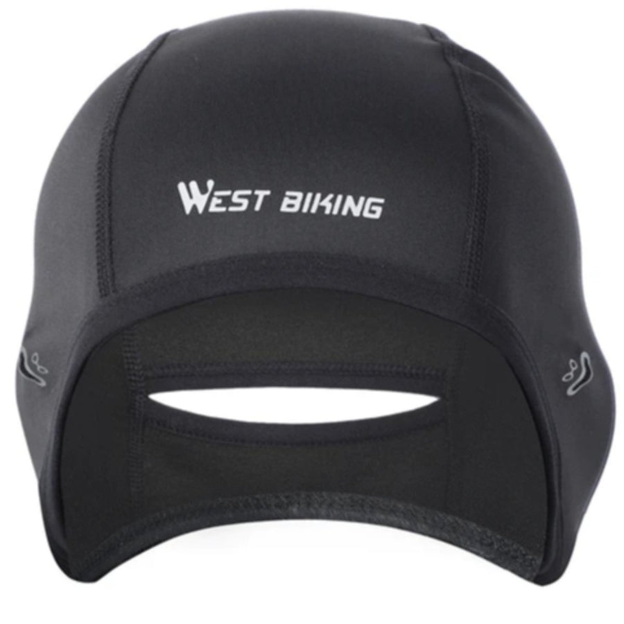 Motorcycle Helmet Liner Skull Cap, Cooling Sweat-Wicking Skull Cap