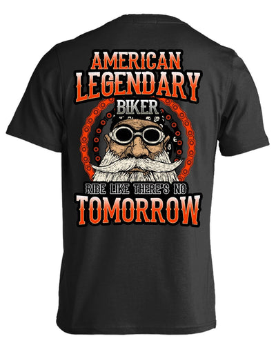 American Legendary Biker T-Shirt & Hoodies