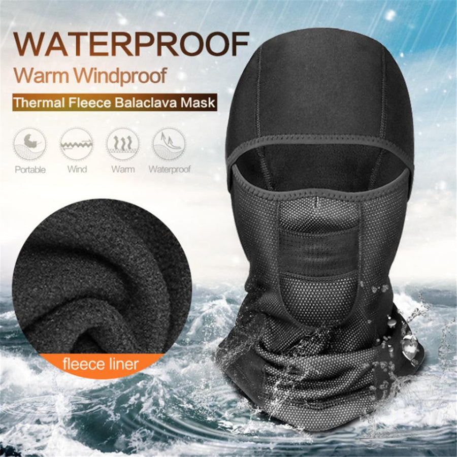 Alr™ Full Face Mask Cover Balaclava Waterproof & Windproof
