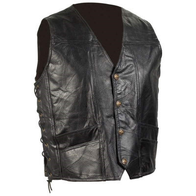 Jillian Hand-Sewn Live To Ride Vest