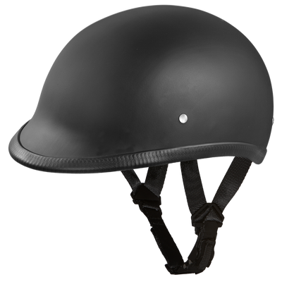 Daytona D.O.T Hawk Dull Black Helmet