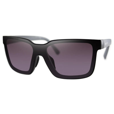 Bobster Boost Sunglasses w/ Mirror & REVO Coating Polycarbonate Purple Lenses - American Legend Rider