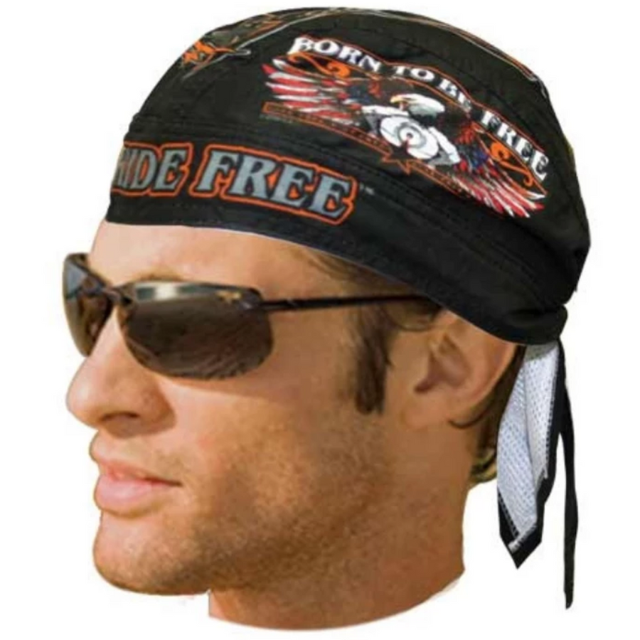 "Daniel Smart ""Born to be Free"" Headwrap"