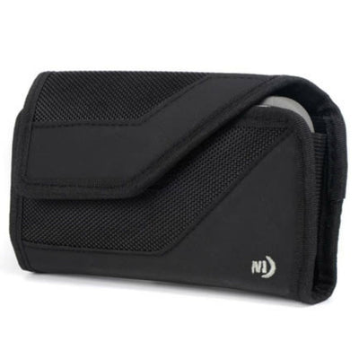 Daniel Smart Clip Case Sideways™ Universal Rugged Holster, Black