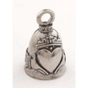 Daniel Smart Claddagh Guardian Bell - American Legend Rider