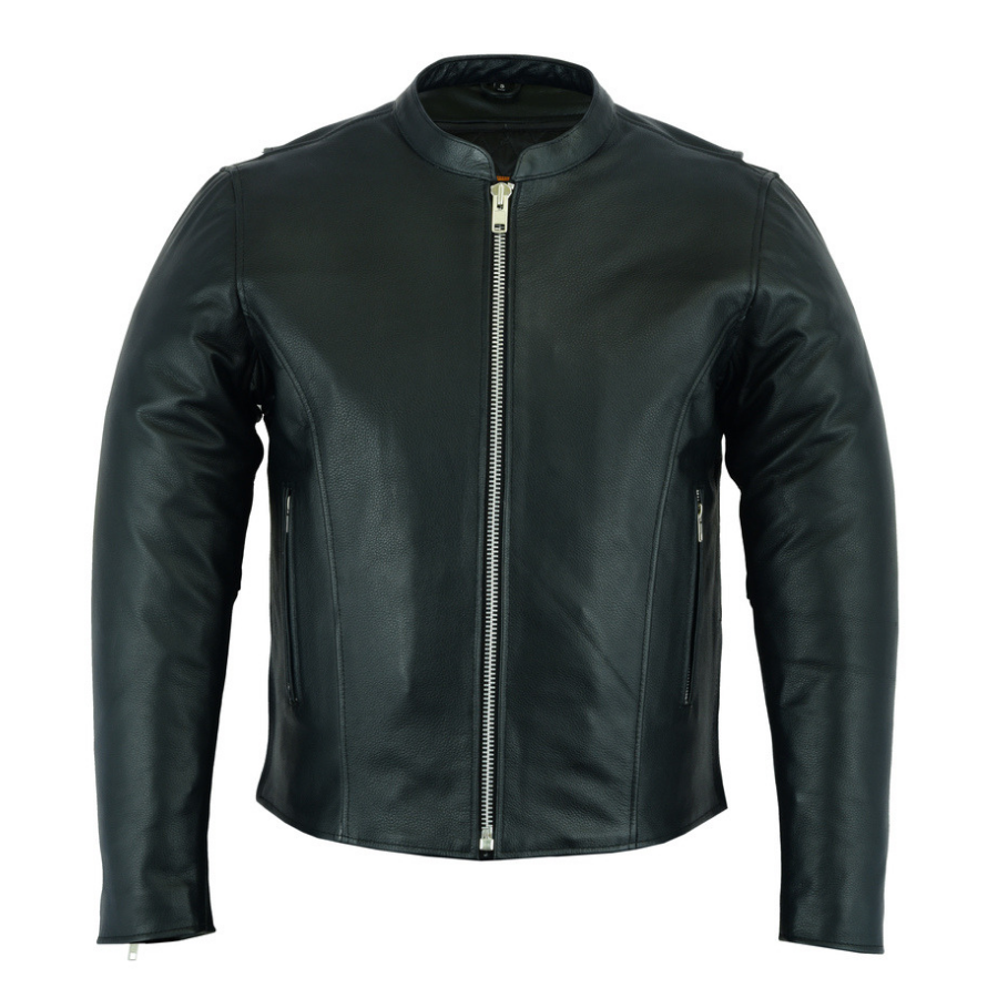 Daniel Smart Men's Classic Scooter Jacket