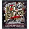 Doc Bailey's Leather Detail Kit Black Re-dye Cleans Oils