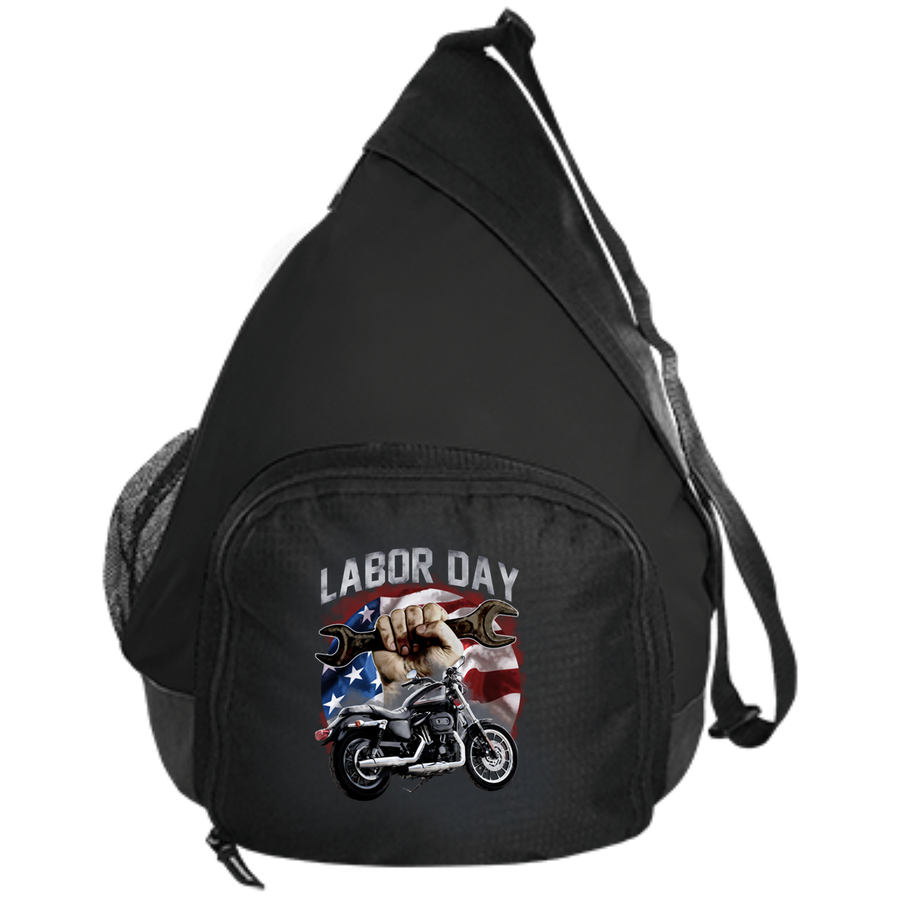 Labor Day Sling Pack