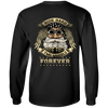Two Wheels Forever Long Sleeves