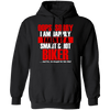 Women's Taken By A Smart & Hot Biker Hoodie