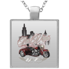 Las Vegas Bike Fest Necklace