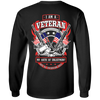 I am A Veteran Long Sleeves