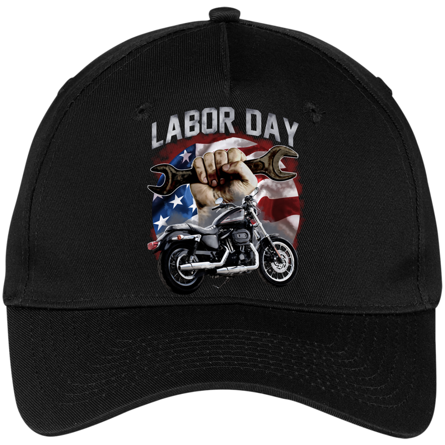 Labor Day Cap