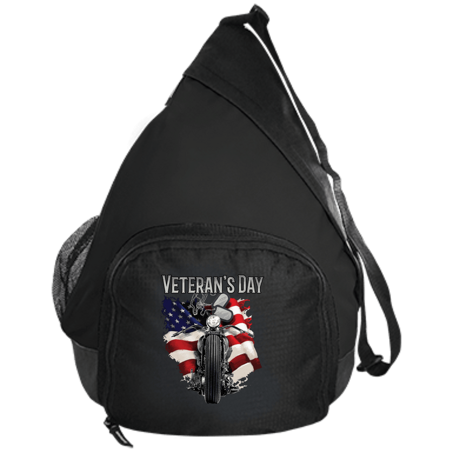 Veteran's Day Sling Pack