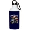 Labor Day Stainless Steel Water Bottle