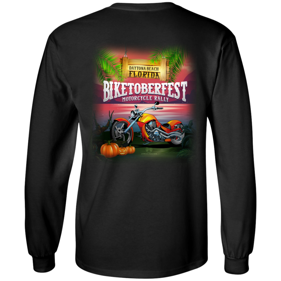 Biketoberfest Men's Long Sleeves