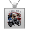 Labor Day Necklace